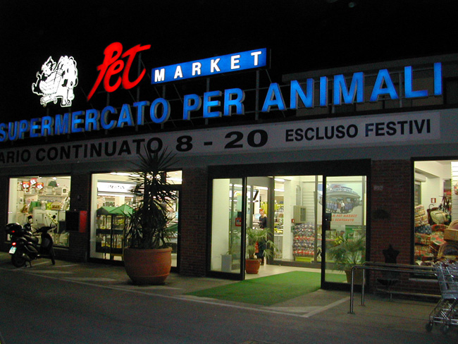 Arredamento negozi pet shop a pisa livorno toscana for L arreda negozi pisa
