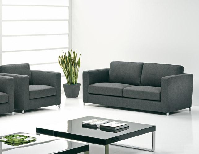 Divani ufficio salotto divano poltrone sof in pelle per for Divano ufficio ikea