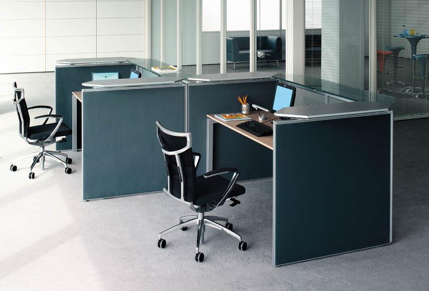 Divisoria open space belardi arredamenti for Divisori mobili per ufficio