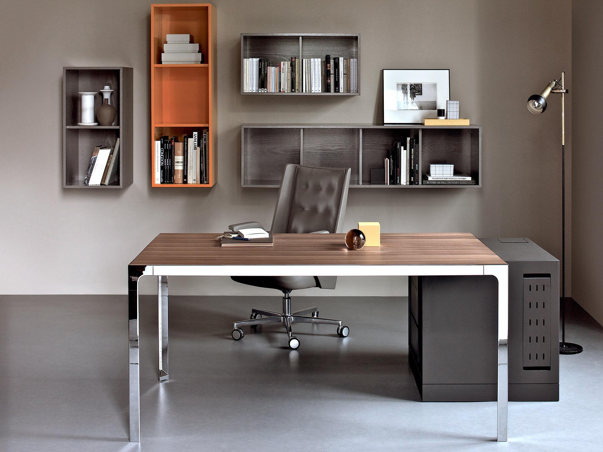 Eclettico more toscana tavolo da ufficio belardi for Design ufficio scrivania