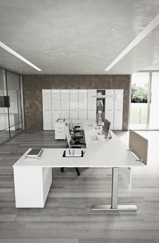 Nobu toscana scrivanie da ufficio belardi arredamenti for Belardi arredamenti