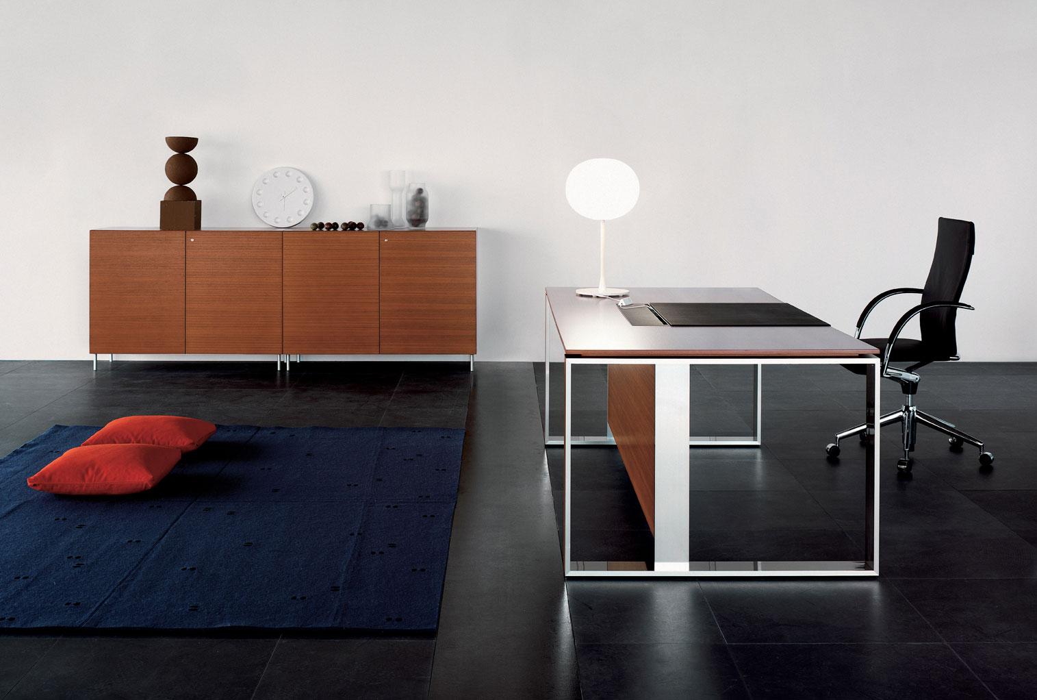 Mobili ufficio estel for Scrivanie direzionali moderne