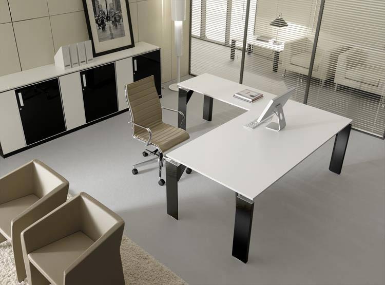 X19 toscana scrivanie da ufficio belardi arredamenti for Ufficio direzionale design