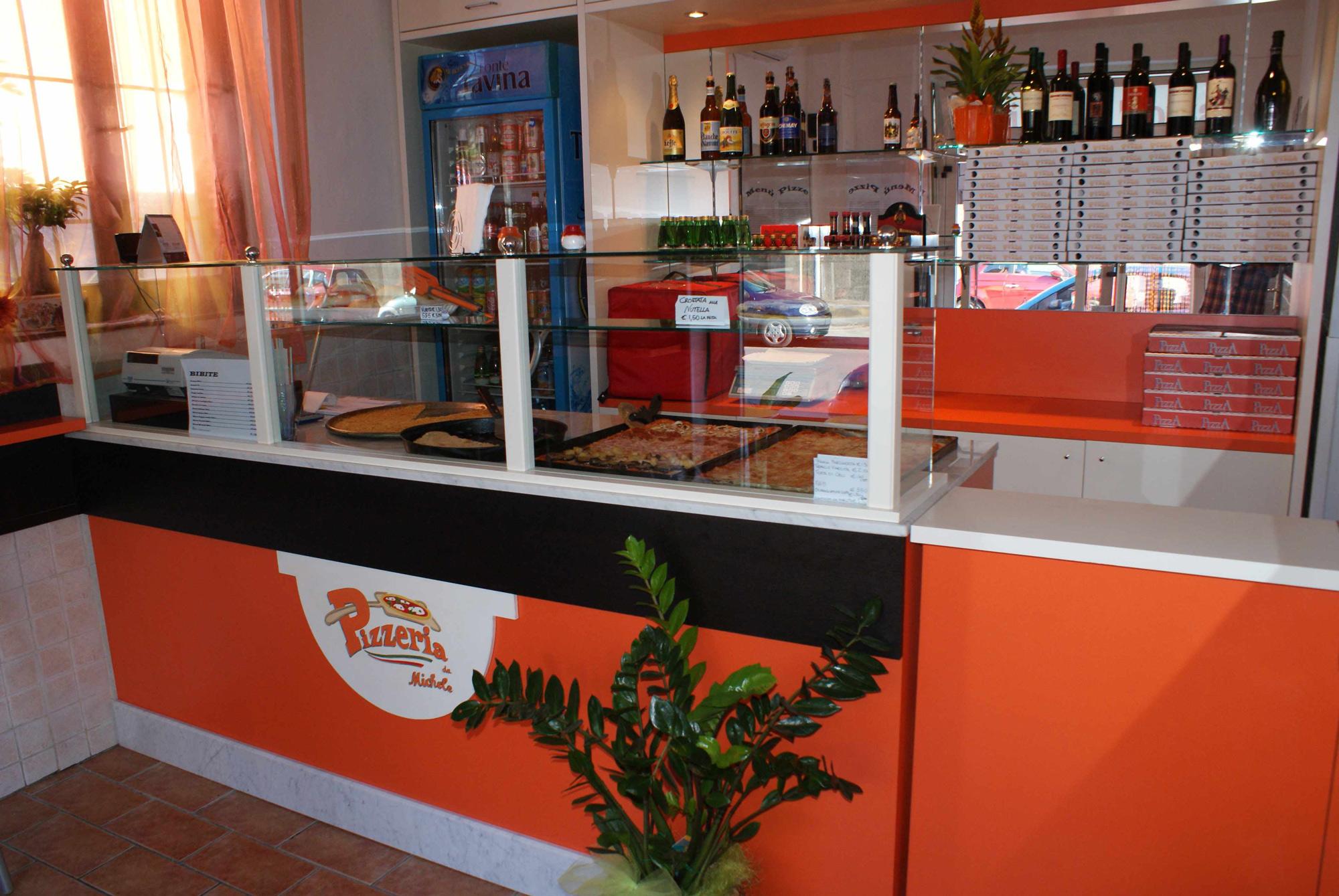 Arredamento per bar e pizzerie toscana belardi arredamenti for Arredamento bari