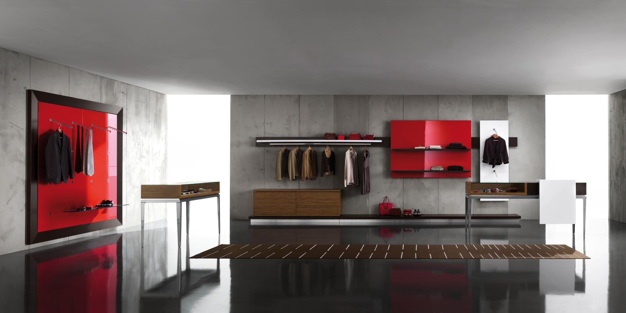 Arredamento per negozi di abbigliamento toscana belardi for Shopping online arredamento