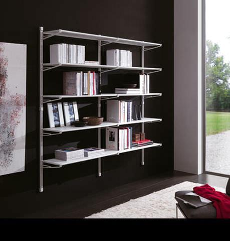 Arredo librerie liberty libreria di giusti portos - Librerie arredo design ...