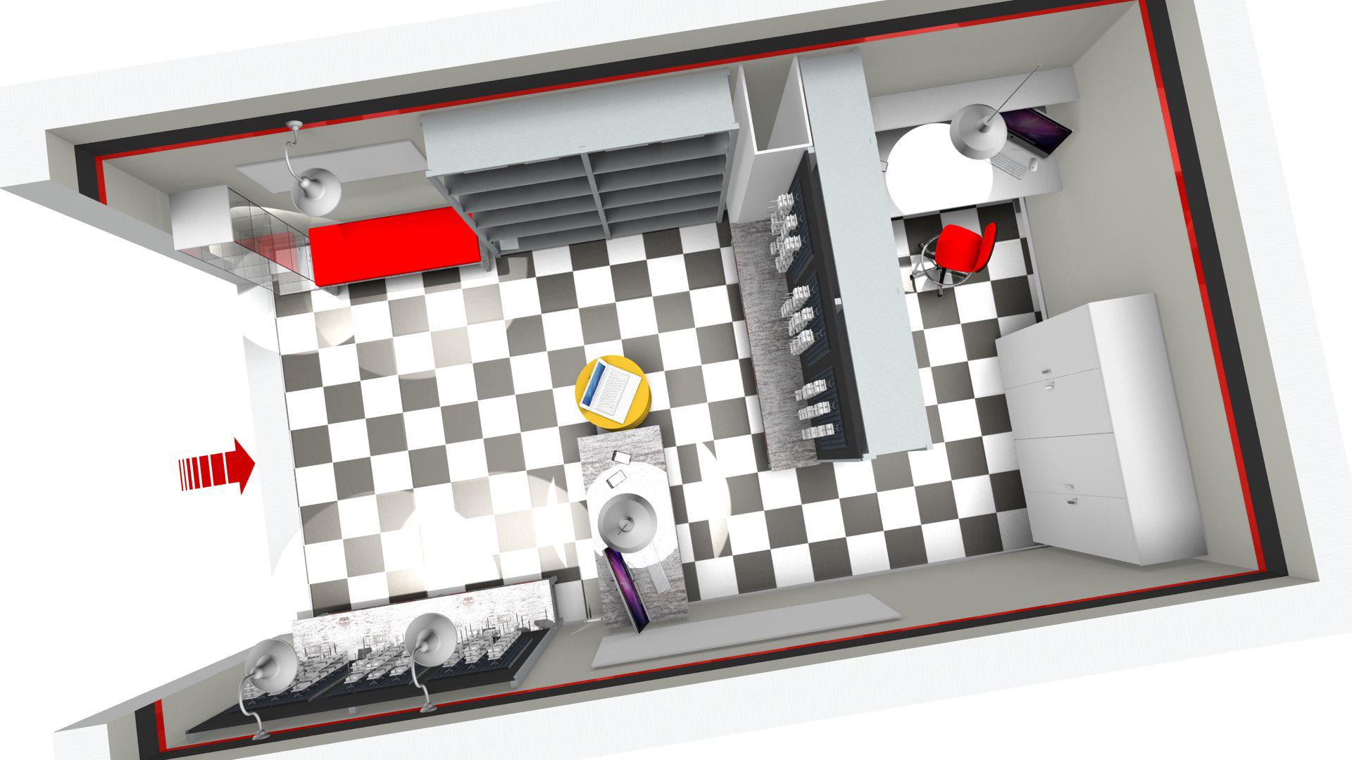 Technogarage belardi arredamenti for Portale arredo 3