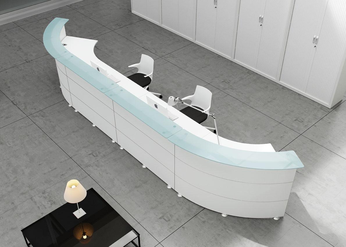 Reception Ufficio Bianco : Abako toscana reception da ufficio belardi arredamenti