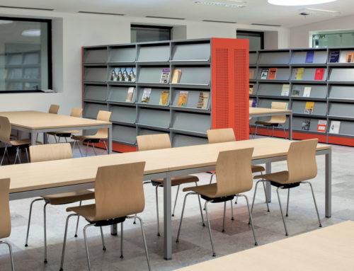 Scaffalatture per biblioteche