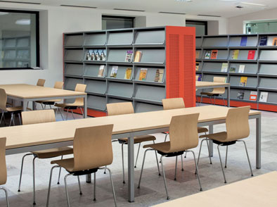 mobili interni scuole